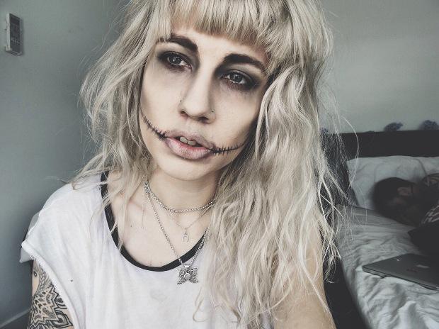 Undead Makeup